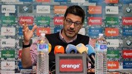 """Katsikaris: """"Espero ver en el Palau una versión muy buena de UCAM Murcia"""""""