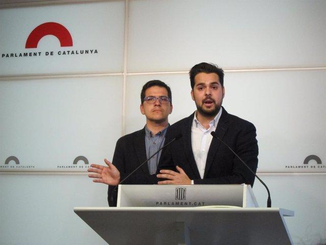 José María Espejo-Saavedra Y Fernando De Páramo, Cs