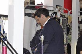 Albert Rivera (Cs) emplaza a Lambán a negociar ya los Presupuestos