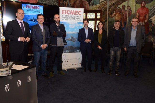 Nota De Prensa Y Fotografías: Festival De Cine Medioambiental Garachico