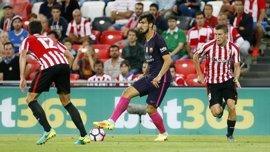 Andrés Gomes, duda para recibir al Celta