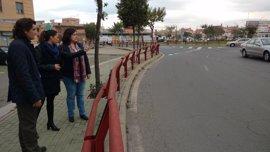 La Junta invierte 220.000 euros en la mejora de la travesía de Aljaraque