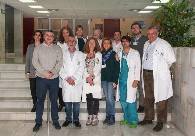 [L Mmcc.Huvmr.Sspa] Semana De La Seguridad Del Paciente En El Hospital Virgen De