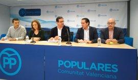 Las ponencias del PPCV apuestan por un nuevo valencianismo, blindarse contra la corrupción y una bajada de impuestos