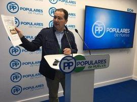 PP reclamará a la alcaldesa de Aljaraque que el Ayuntamiento se persone en el proceso judicial sobre la moción