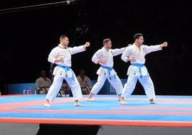 Damián Quintero deja el equipo de katas para centrarse en su carrera individual