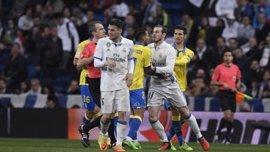 Bale es sancionado con dos partidos y será baja contra Eibar y Betis