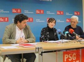 """El PSdeG ve """"infumable"""" el """"chantaje"""" de Feijóo con las oposiciones y pide que se """"elimine"""" la tasa de reposición"""