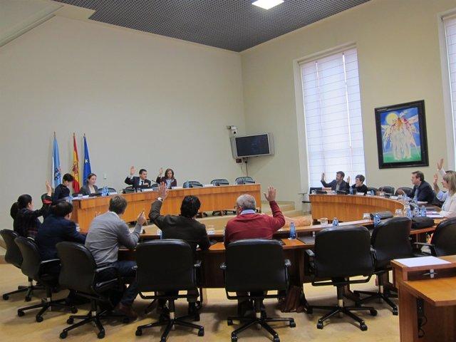 Reunión de la Comisión Institucional