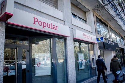"""Popular espera tener """"desplegada y operativa"""" su red de gestión de negocio inmobiliario a final de mes"""