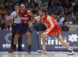 Baskonia y Valencia Basket miden sus aspiraciones en Vitoria