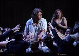 El Teatro Real llega a cines de toda España para ofrecer su producción de la ópera 'Parsifal' con tecnología 4K