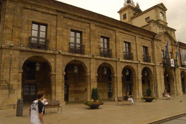Ayuntamiento de Avilés (Asturias)