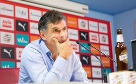 """Mendilibar: """"No estar bien en el juego no quiere decir nada en el Real Madrid"""""""