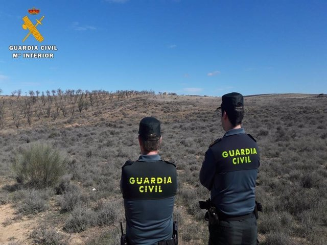 La Guardia Civil ha investigado la venta ilegal de permisos de caza.