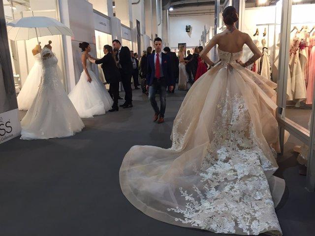 Barcelona Bridal Fashion Week 2016