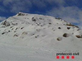 Protección Civil avisa de nieve en cotas bajas, viento y mala mar en algunas zonas de Catalunya