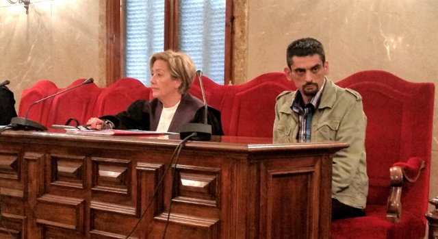 Foto juicio Palma