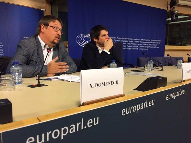 Xavier Domènech, En Comú Podem