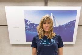 La fotógrafa María Muiña expone sus imágenes en el Metro de Bilbao