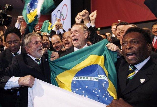 Delegación de Río de Janeiro 2016