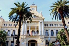 La junta de gobierno local de Málaga aprueba la propuesta de presupuesto para 2017, que contabiliza 749 millones