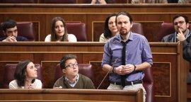 """Pablo Iglesias pide a la senadora vasca que deje su acta: """"Quien no cumple el código ético se tiene que ir"""""""