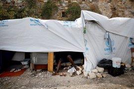 La Policía griega arresta a 13 supuestos miembros de una red de tráfico de inmigrantes en Creta