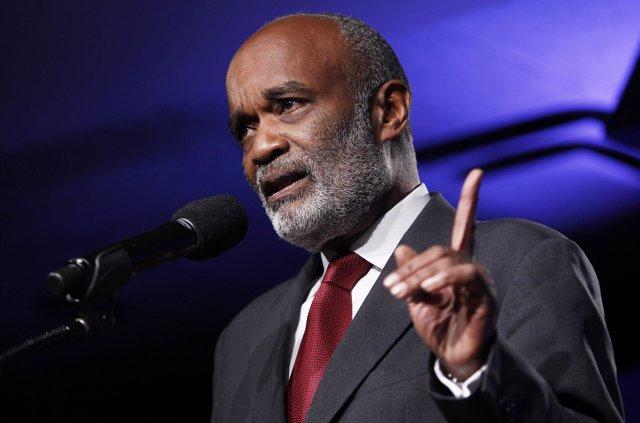 Rene Preval, ex presidente de Haití
