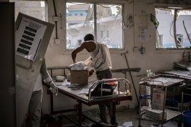 MSF vuelve al norte de Yemen tras su retirada hace seis meses a causa de los bombardeos