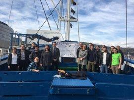 Bilbao, Bermeo, Getaria y Pasaia acogen una campaña de sensibilización sobre basuras marinas