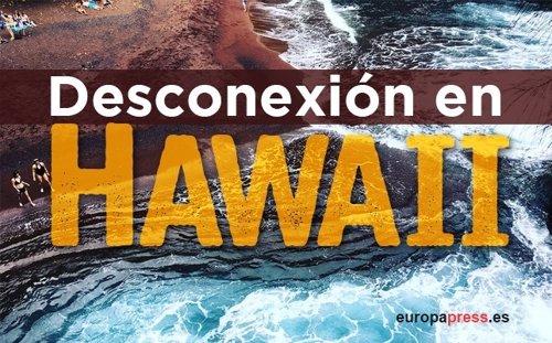 Desconexión en Hawaii