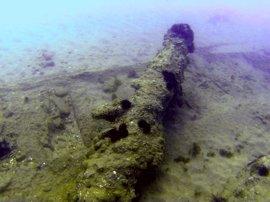 """Verdemar acusa a la Junta de """"no proteger"""" de posibles expolios restos arqueológicos hallados en la Bahía de Algeciras"""
