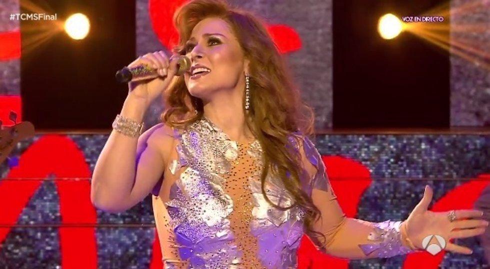 Rosa López confesó que estuvo a punto de dejar la música.