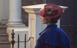 Mary Poppins: Primera imagen de Emily Blunt como protagonista en la secuela