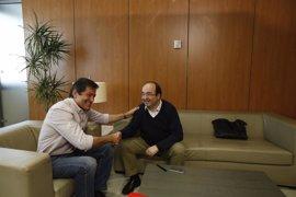PSC y PSOE ratificarán el lunes su pacto de relación