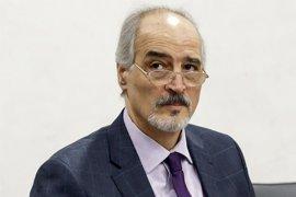 El negociador jefe de Damasco rebaja expectativas sobre el resultado de las conversaciones de paz
