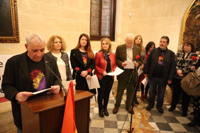 Acto Cementerio de Sevilla