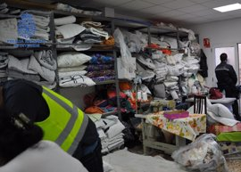 Desmantelan un taller clandestino con empleados que trabajaban 11 horas al día por 25 €