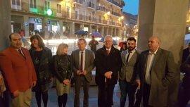 La DPZ financia la reforma de la plaza de España de Gallur