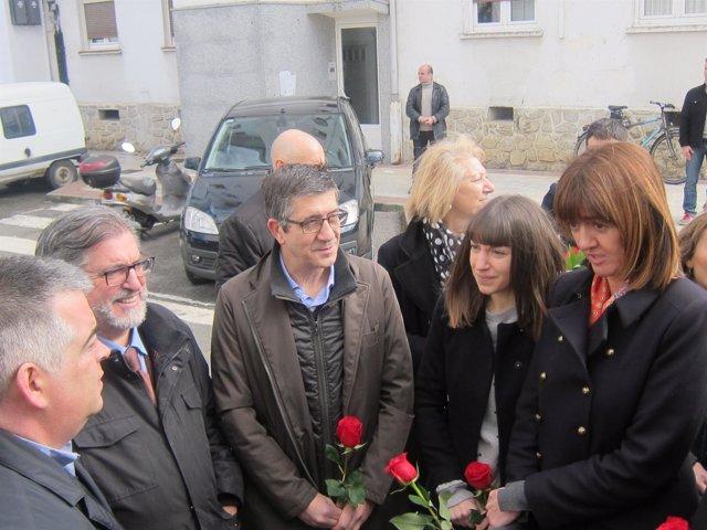 Eguiguren, López, Carrasco y Mendia.