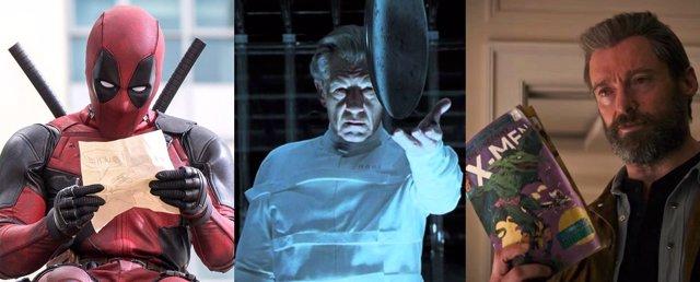 Las películas de X-Men