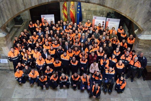 La Generalitat ha celebrado el Día Europeo de Protección Civil
