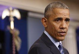 Obama niega que ordenase escuchas a Trump