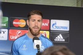 """Sergio Ramos: """"Todo lo que ha salido es falso, yo no dije que Cristiano no tenía que correr"""""""