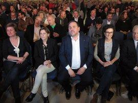 """Junqueras avisa a Rajoy de que habrá referéndum: """"Nunca renunciaremos a las urnas"""""""