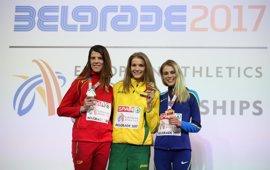 Ruth Beitia agranda su leyenda en Belgrado y el 800 promete medalla