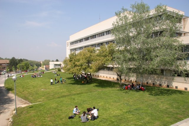 Campus Montilivi de la UdG