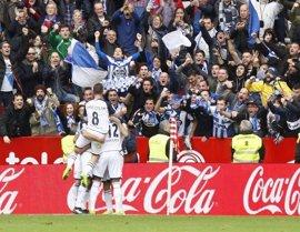 El Deportivo y Pepe Mel consiguen su primera victoria de 2017 en El Molinón