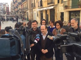 Iceta (PSC) pronostica nuevas elecciones en Catalunya tras el dictamen del Consell de Garanties